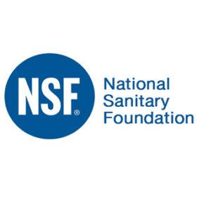 National-Science Foundation Certyfikat nożyczki fryzjerskie