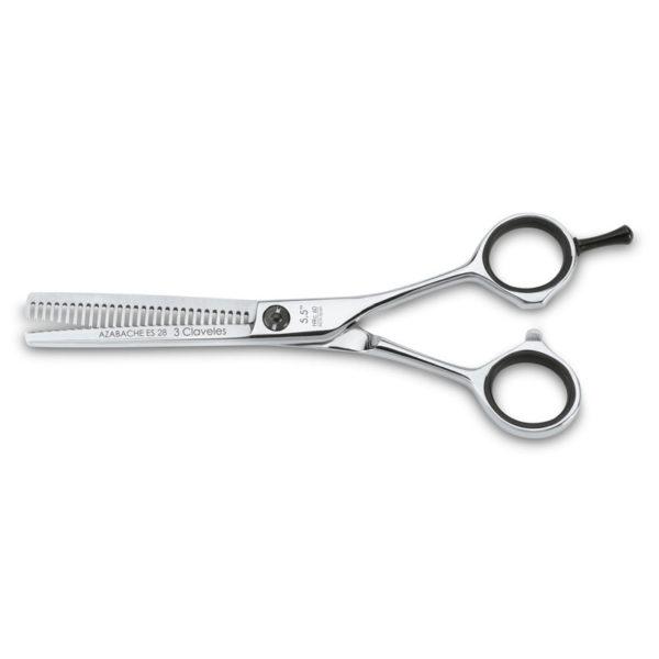 3 C Nożyczki fryzjerskie Concave Azabache ES 5,5″