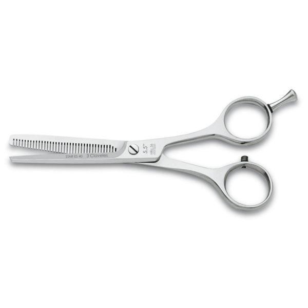 3 Claveles Nożyczki fryzjerskie Micro ES 5,5″